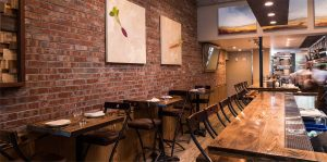 Brass Rabbit - Dining Area